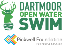 Dartmoor Open Water Swim Logo